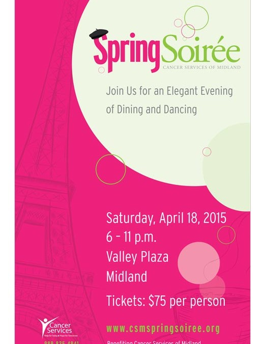 Spring Soiree in Midland